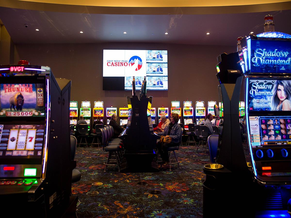 Grey wolf casino washington premier league gambling