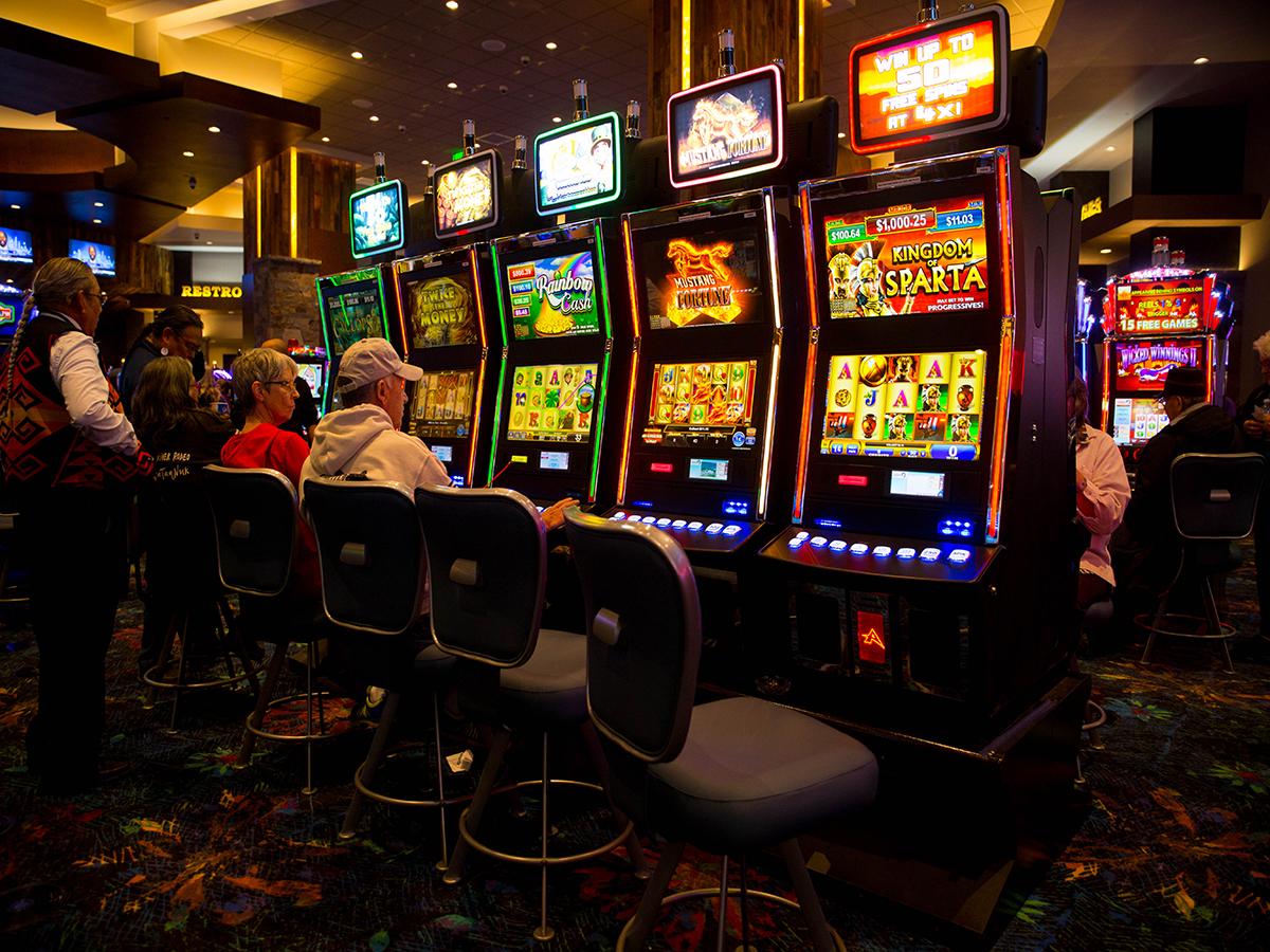 free casino video games slots